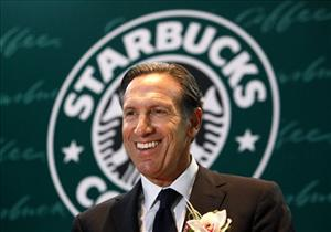 Starbucks CEO Howard Schultz wants other CEOs to refrain from donating to political campaigns.