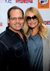 Russell Armstrong and Taylor Armstrong arrive at the 5th Annual Kidstock To Benefit One Voice Scholars Program sponsored by Hudson Jeans at Greystone Mansion, June 5, 2011 in Beverly Hills, Calif.