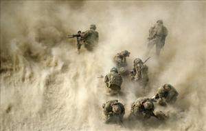 US Marines have been banned from noisy farting in Afghanistan.