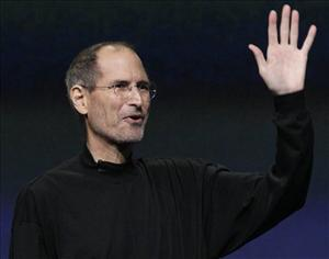 Steve Jobs in March of this year.