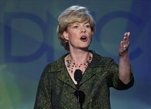 Rep. Tammy Baldwin, D-Wis., in a 2008 file photo.