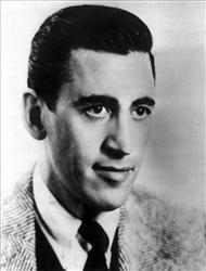 A 1951 photo of JD Salinger.