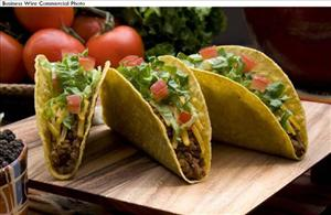 If you like your taco shells crunchy instead of soft, there's a good chance you also like the Democrats, according to Hunch.