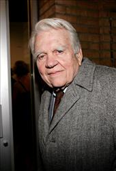 Andy Rooney in 2004.