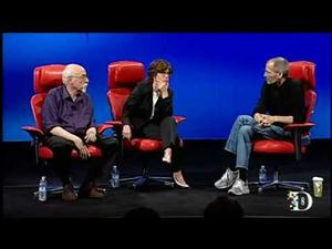 Candid interview between Steve Jobs and Walter Mossberg.