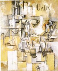 Le pigeon aux petits poids by Picasso was one of the stolen works.