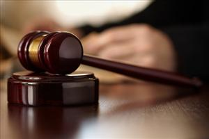 A man at the center of an age discrimination lawsuit says his judge ... is too old.