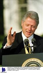 President Clinton left us with a $2 trillion surplus.