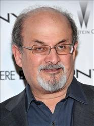 Salman Rushdie: Don't call me Ahmed.