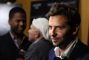 Actor Bradley Cooper attends the Cinema Society screening of The Hangover Part II on Monday, May 23, 2011 in New York.