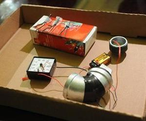 A mock-up of a pipe bomb is displayed during a news conference at City Hall called by Mayor Michael Bloomberg, Sunday, Nov. 20, 2011, in New York.
