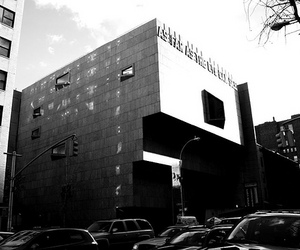 The Whitney Museum of American Art, designed by Marcel Breuer in 1966.