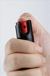 Pepper spray ... now in classrooms.