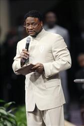 Bishop Eddie Long said that he is stepping down from the pulpit yesterday, after a series of scandals rocked his ministry.