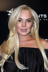 Here's looking at you, Lindsay Lohan's teeth.
