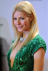 Gwyneth Paltrow poses on the red carpet ahead of the Bambi 2011 media award ceremony in Wiesbaden, Germany, Thursday, Nov. 10, 2011.