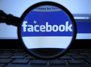 Spouses find out each other's secrets on Facebook.