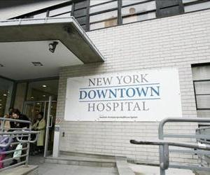 New York Downtown Hospital is seen in this January, 2007 file photo.