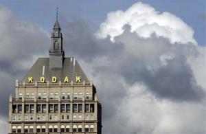 Kodak headquarters in Rochester, NY.