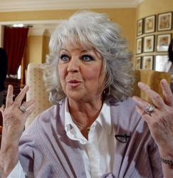 Paula Deen in a 2010 file photo.