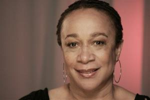 Actress S. Epatha Merkerson poses for a portrait in New York. She hosts the new show 'Find Our Missing.'