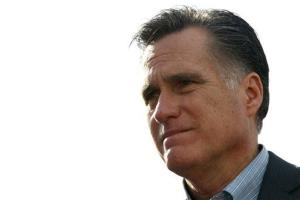 Mitt Romney pauses speaks at his campaign headquarters in Charleston, S.C., Thursday.