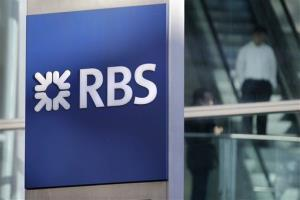 A bailout in 2008 left the British government owning 82% of the Royal Bank of Scotland.