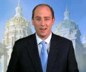 Matt Strawn is seen in this YouTube screenshot.