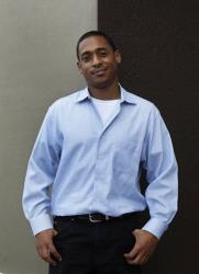 Gibre George started a Facebook page called 'Don't Call Me African-American, in Hollywood, Fla.