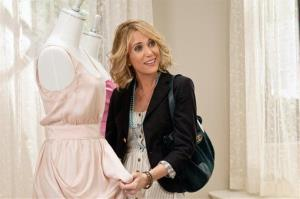In this publicity image released by Universal Pictures, Kristen Wiig is shown in a scene from Bridesmaids.