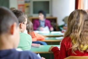 There is a growing gap between wealthy and low-income children's educational success.