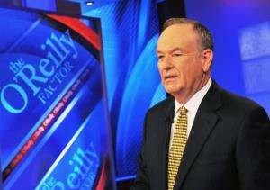 Bill O'Reilly, host of FOX's 'The O'Reilly Factor,' at FOX Studios on December 15, 2011 in New York City.