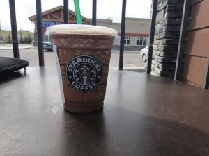 This is not a trenta.