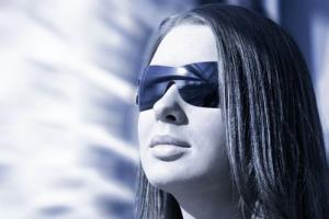 A stock image of sunglasses.