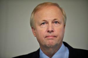 Bob Dudley, chief executive of British energy giant BP, attends a press conference in central London, on July 26, 2011. British energy giant BP rebounded into net profit in the second quarter of 2011, aided by high oil prices, after a huge loss last year due to the Gulf of...