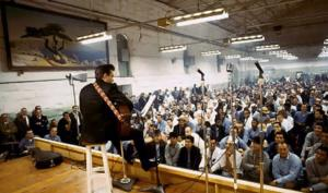 Folsom prison blues? The prison agency says songs will be banned if they threaten to disrupt the good and orderly running of the institution.
