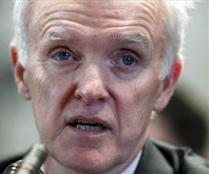 In this June 2, 2010, file photo former Nebraska senator Bob Kerrey speaks in New York.