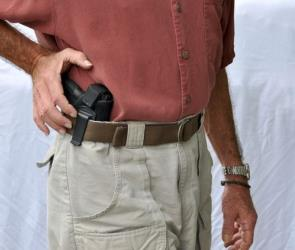 This University of Colorado student can now take his gun to class.