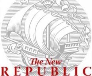 The New Republic's logo.