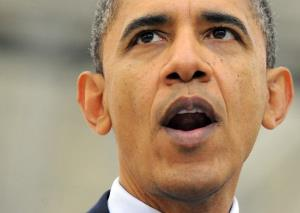 Popularity is slipping for Obama as gas prices rise.