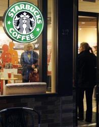 Starbucks isn't just coffee anymore.