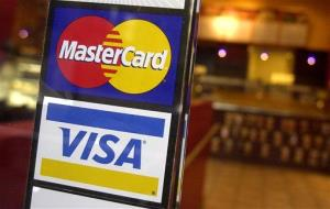 MasterCard and Visa are both looking into a possible security breach.