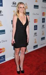 Britney in February, 2012.