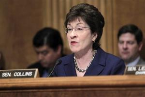 Senate Homeland Security and Governmental Affairs Committee ranking Republican Sen. Susan Collins is communicating with Mark Sullivan about the investigation.