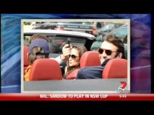 Pippa Middleton and other passengers laugh as driver points a gun at photographers in Paris over the weekend.