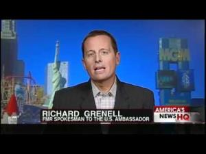 Mitt Romney's new foreign policy spokesman Richard Grenell is upsetting the left and the right.