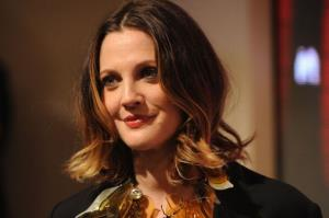 Drew Barrymore attends the Marni at H&M Collection Launch at Lloyd Wright's Sowden House on February 17, 2012 in Los Angeles, California.