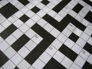 A Venezuelan crossword puzzle writer is accused of political dirty tricks.