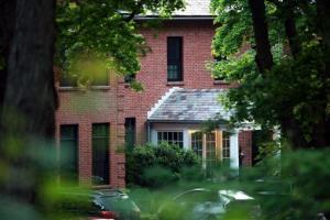 The home of Mary Kennedy in Mt. Kisco, NY, where her body was found by a housekeeper.