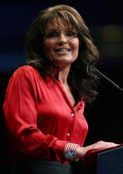 Sarah Palin addresses the Conservative Political Action Conference (CPAC), at the Marriott Wardman Park Hotel, on February 11, 2012 in Washington, DC.